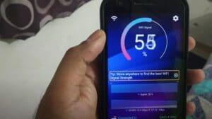 wifi Signal - Live Test