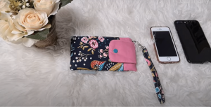 smartphone in a Pouch